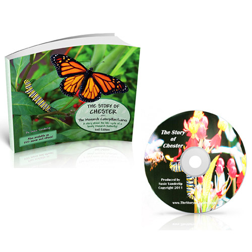MONARCH BUTTERFLY BOOKS & MOVIES