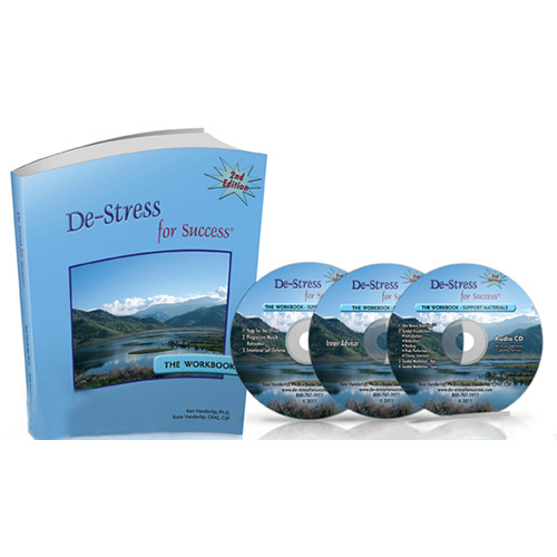 DE-STRESS FOR SUCCESS PRODUCTS