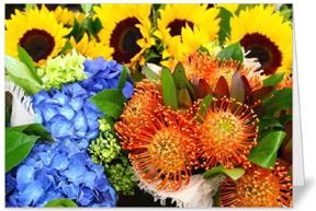 Birthday - Floral