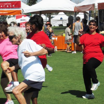 Irvine Global Village Festival - Beth,Debbie,Sharon,Kalpana